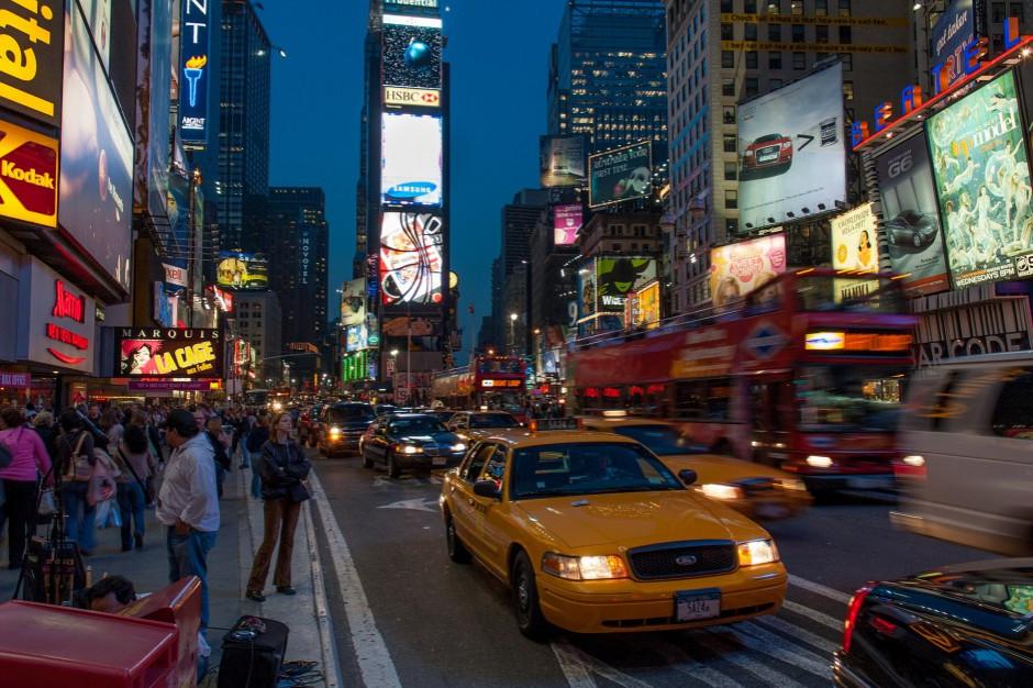 Goście hotelowi w Nowym Jorku muszą podawać dane kontaktowe