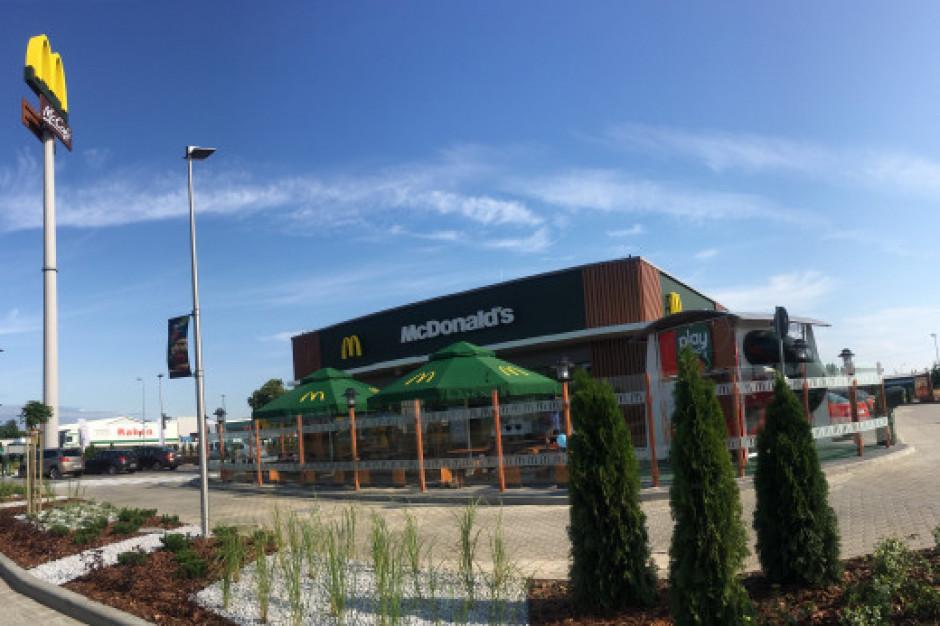 McDonald's: Śmiertelny wypadek w restauracji w Ostrowcu. Sprawę zbada specjalna komisja