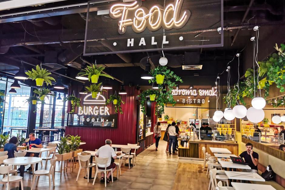 Strefa Food Hall w Galerii Północnej już otwarta