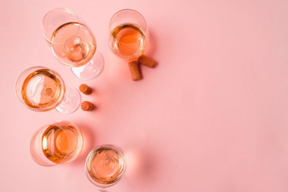 Różowe wina przeżywają renesans