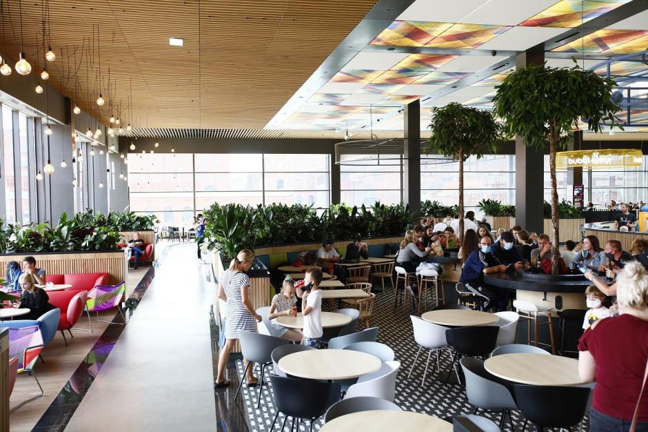 Qulinarium – nowa strefa restauracyjna w łódzkiej Manufakturze