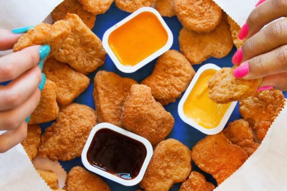 Burger King wprowadza na rynek wegańskie nuggetsy