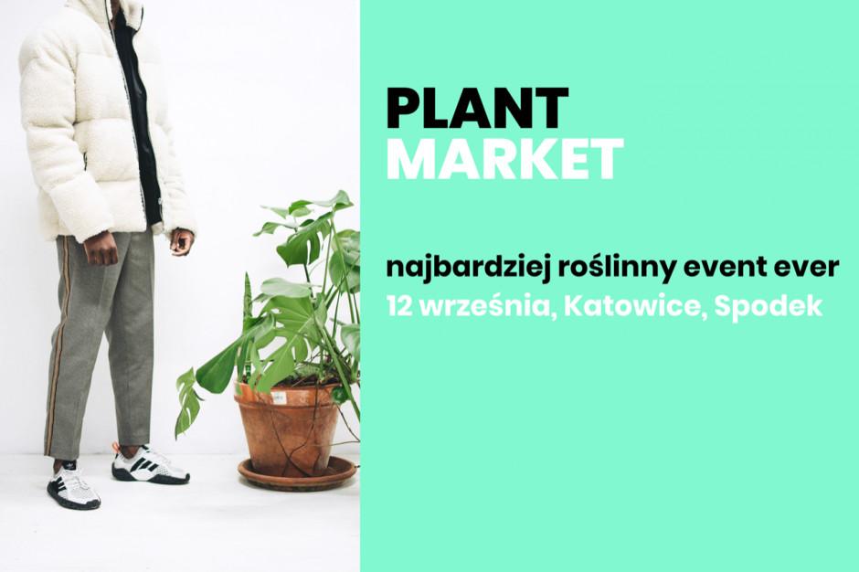 Katowickie Gastro Fajer poszerza menu o roślinne targi Plant Market