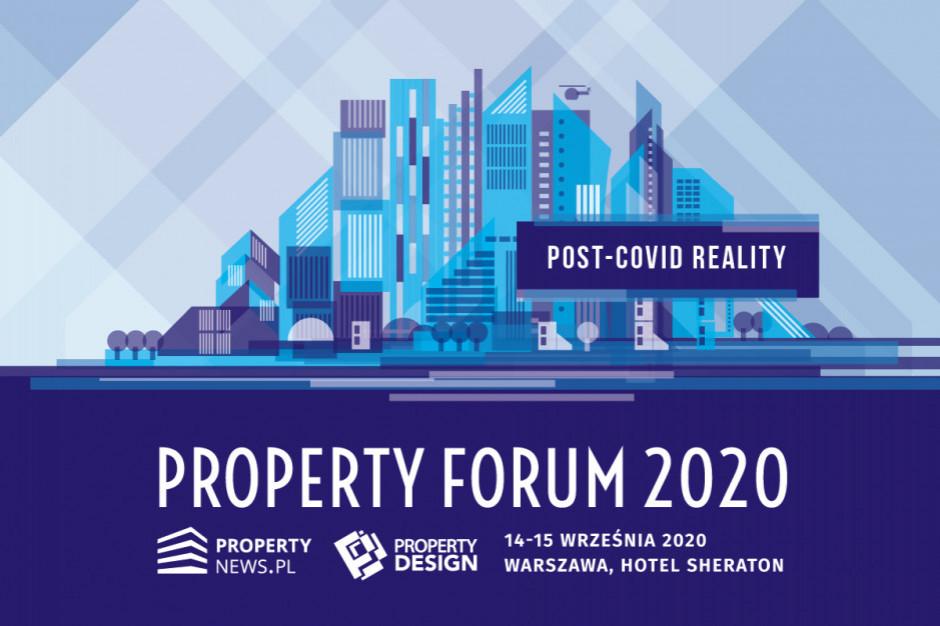 Rusza 10. edycja Property Forum. Zapraszamy 14-15 września!