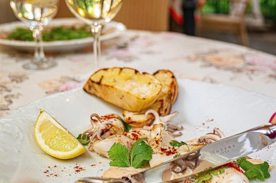 Nowe menu restauracji St Antonio