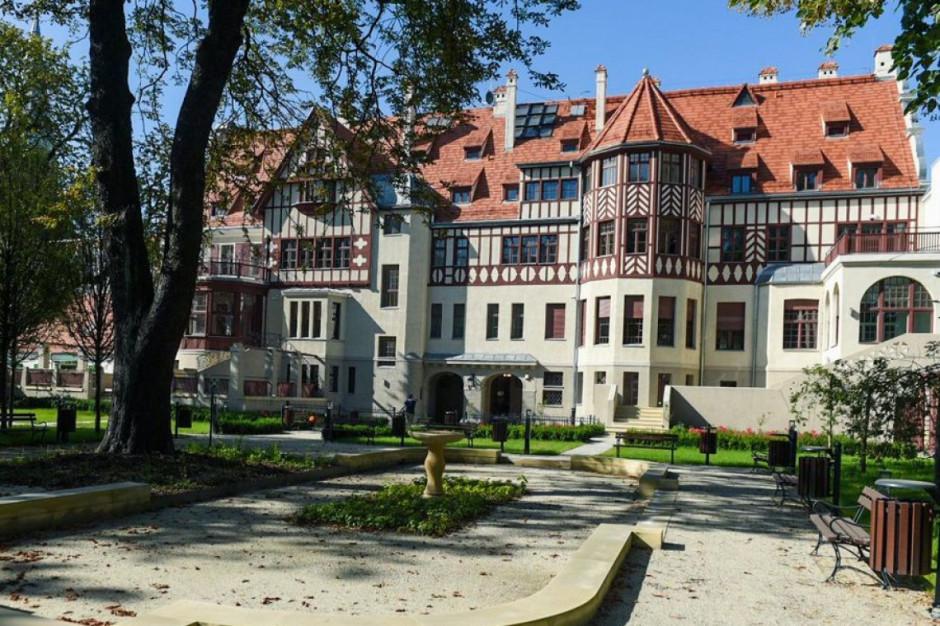 Łódź odzyskała zabytek. Hotel i restauracja znajdą się w pałacu braci Steinertów