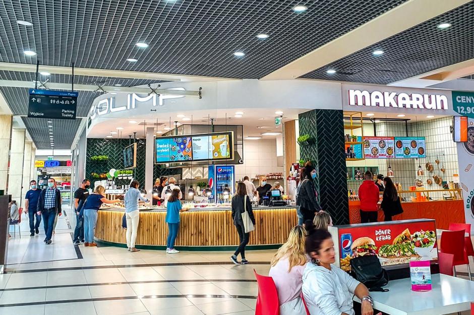 Olimp i Makarun z nowymi lokalami w Gemini Park Bielsko-Biała