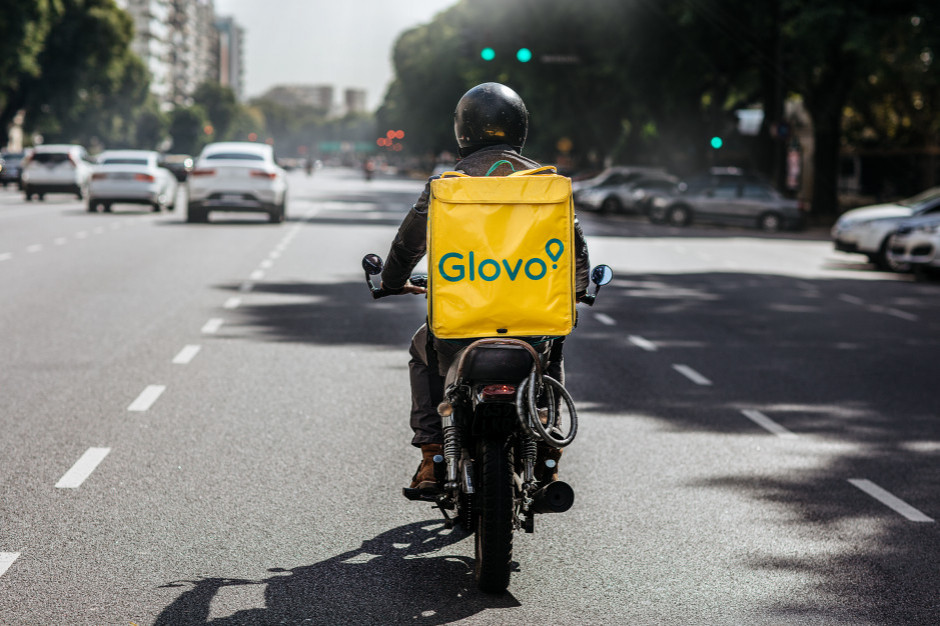 Od marca do maja liczba partnerów Glovo w Polsce wzrosła o niemal 50 proc.