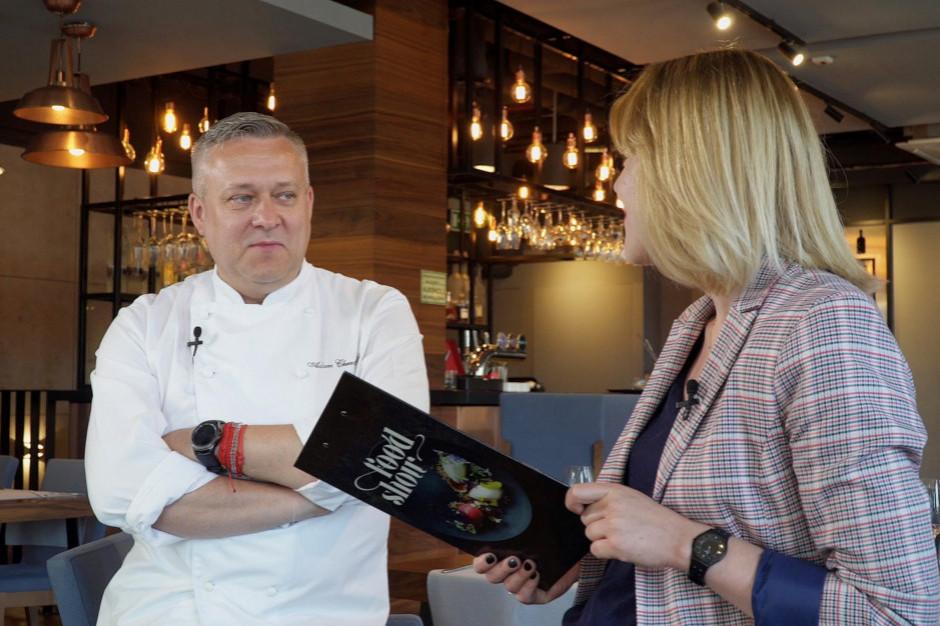 Gastronomia zmian - kwestionariusz horecatrends.pl: Adam Chrząstowski