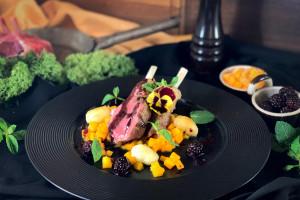 #JedzDlaZiemi #JedzDlaKlimatu hasłami jesiennego Restaurant Week