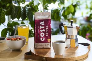 Costa Coffee rozszerza swoją ofertę kaw o Home Edition