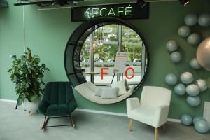 4F CAFÉ - koncept ma łączyć rynek gastronomii i zakupów