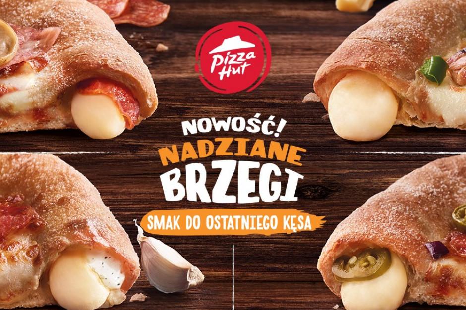 Nadziane brzegi w Pizza Hut. Nowa oferta i kampania