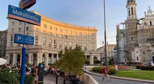 Warszawa znajdzie się w żółtej strefie