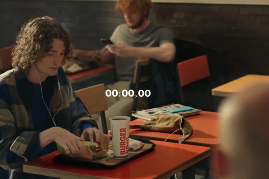 Burger King pokazuje, jak szybko można zjeść Whoopera
