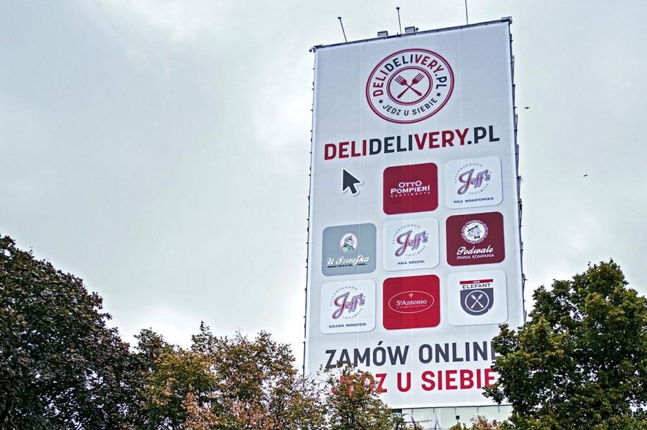 Delidelivery.pl - znany restaurator uruchamia portal do zamawiania posiłków