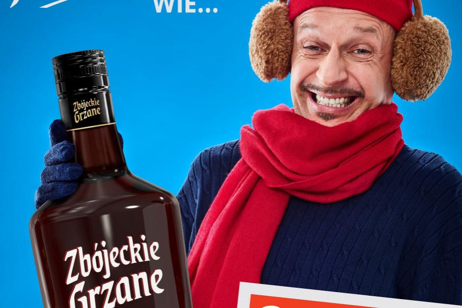 Michał Wójcik został ambasadorem marki Zbójeckie Grzane