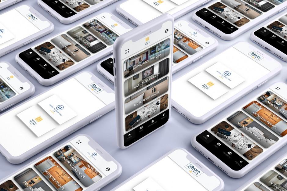 Grano Hotels z własną aplikacją mobilną