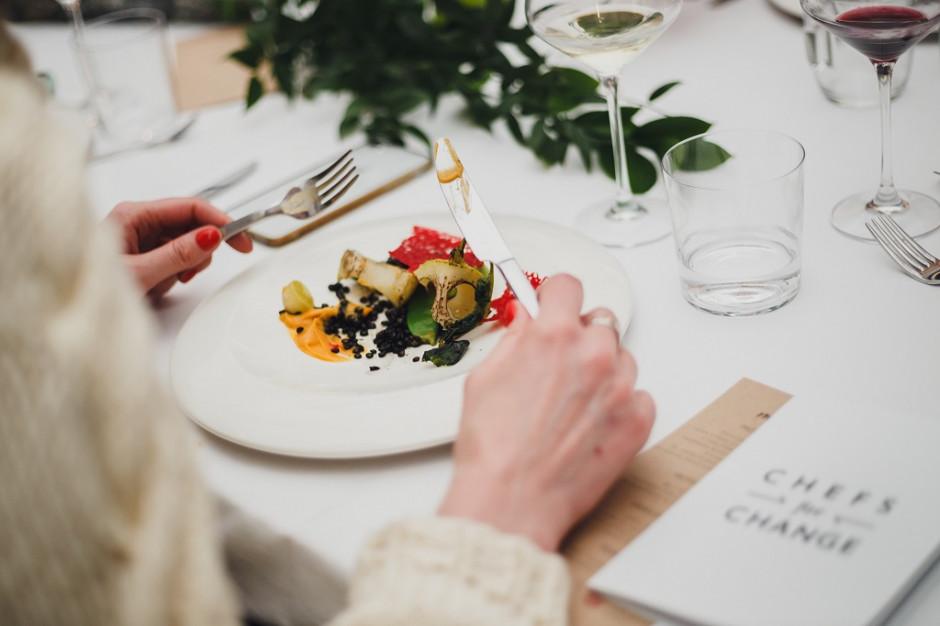 Chefs for Change: szefowie kuchni chcą zmiany kierunku gastronomii w stronę roślinnych rozwiązań