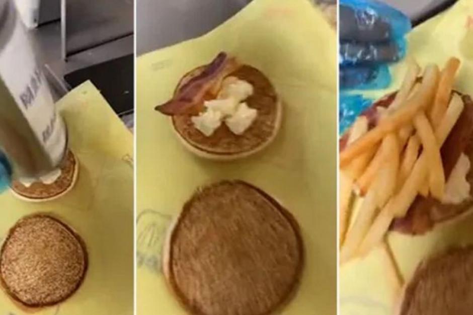 McDonald's: Na TikToku ujawniono sekretny przepis tylko dla pracowników