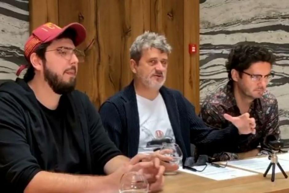 Kuba Wojewódzki i Janusz Palikot założyli spółkę Przyjazne Państwo