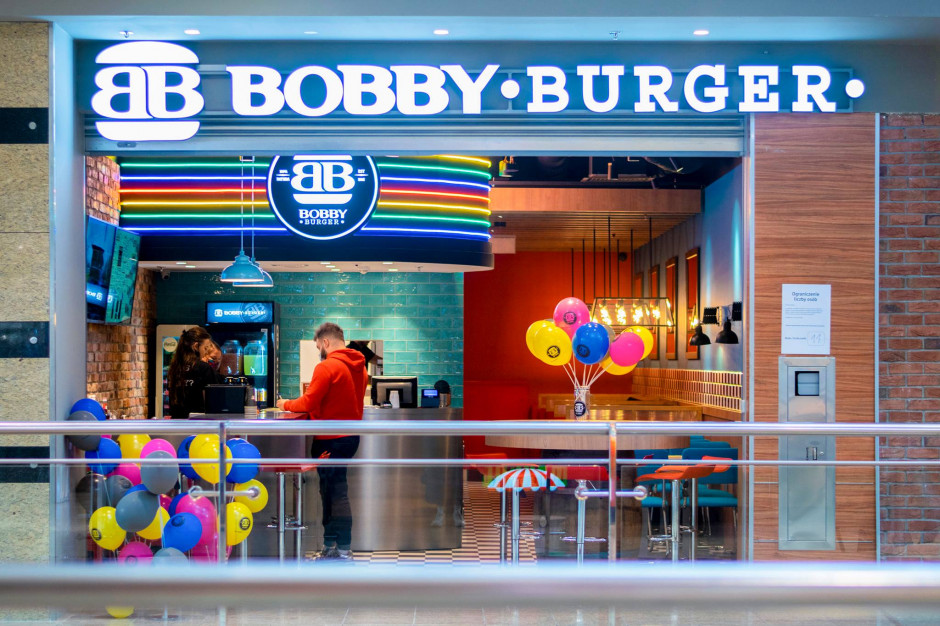 Bobby Burger otworzył trzeci lokal w Łodzi