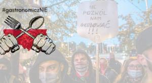 Strajk restauratorów w Gdańsku