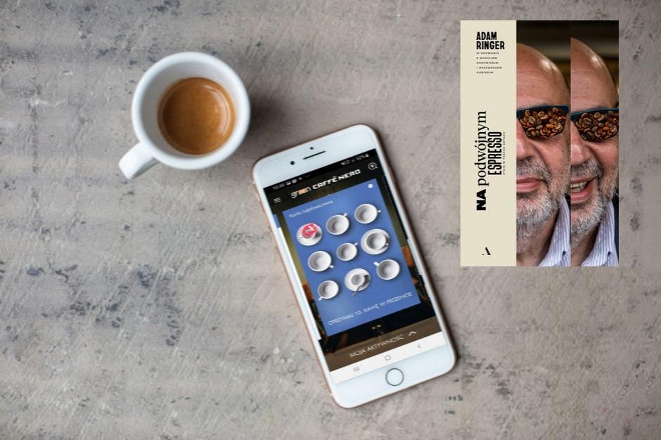 """Ukazała się biografia Adama Ringera """"Na podwójnym espresso. Życie w trzech aktach"""""""