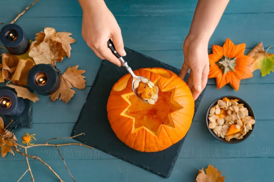 Podczas Halloween w Wielkiej Brytanii marnowanych jest ok. 8 milionów dyń