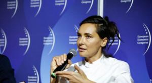 Malka Kafka, TelAviv Urban Food, na Internetowym Forum Rynku Spożywczego i Handlu
