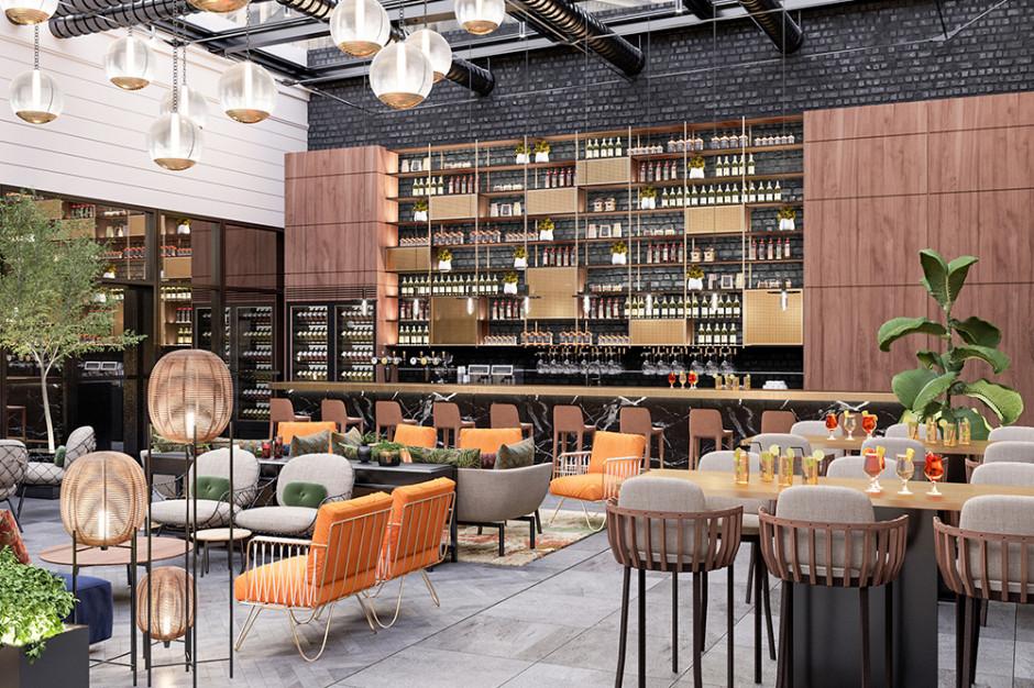 Hotel Golden Tulip Warsaw Centre przejdzie renowację