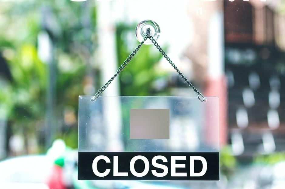 Zamknięcie gastronomii potrwa dłużej niż dwa tygodnie