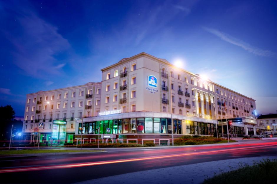 Best Western bez hotelu w Kielcach