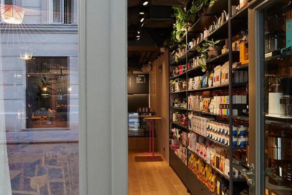 Coffeedesk uruchomił drugi showroom w centrum Warszawy
