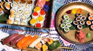 Sen rusza z dostawami sushi