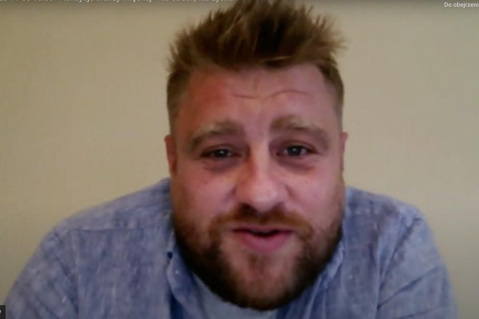 Tomasz Jakubiak na Internetowym FRSiH: Mięso nie zniknie z naszych stołów