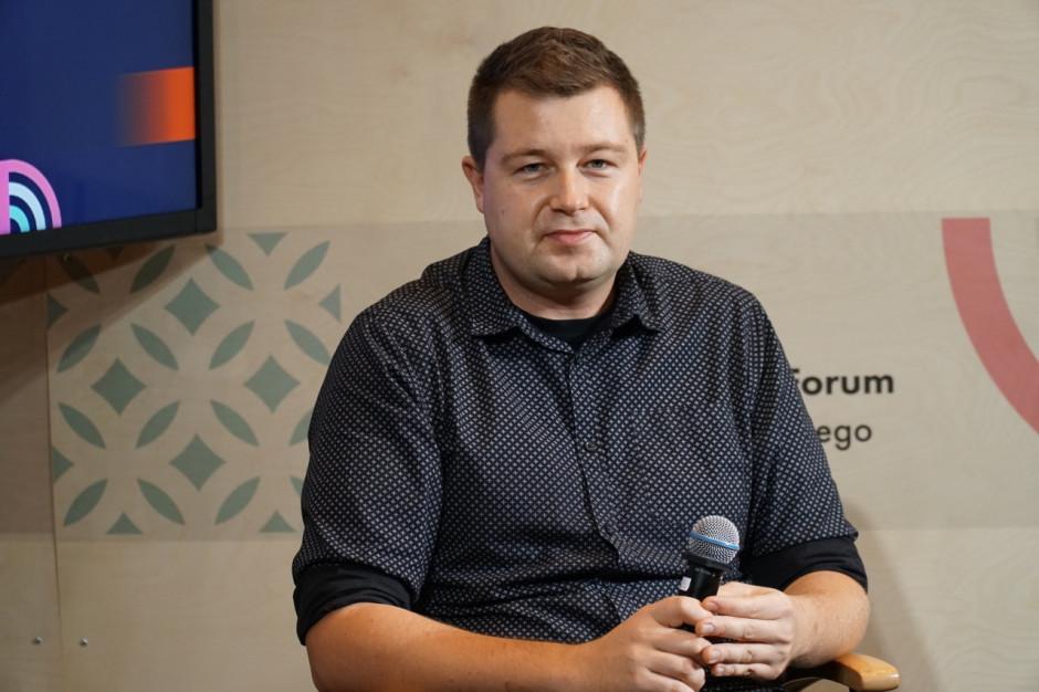 Piotr Grabowski, współzałożyciel, FOODTECH.AC SPÓŁKA Z OGRANICZONĄ ODPOWIEDZIALNOŚCIĄ