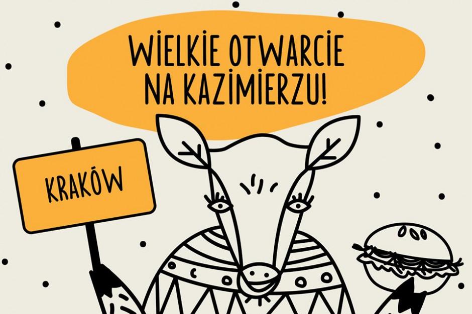 Krowarzywa otwiera drugi lokal w Krakowie