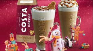 Świąteczne menu w Costa Coffee