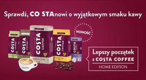 Costa Coffee wystartowała z kolejną odsłoną kampanii Costa Coffee Home Edition