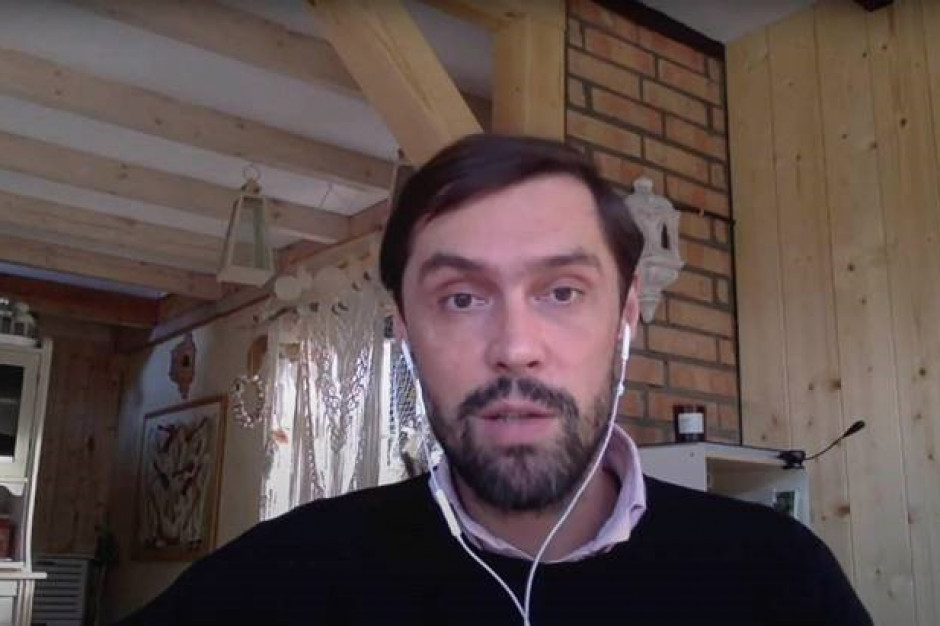 Maciek Żakowski na Internetowym FRSiH: 2/3 restauracji może nie dotrwać do świąt