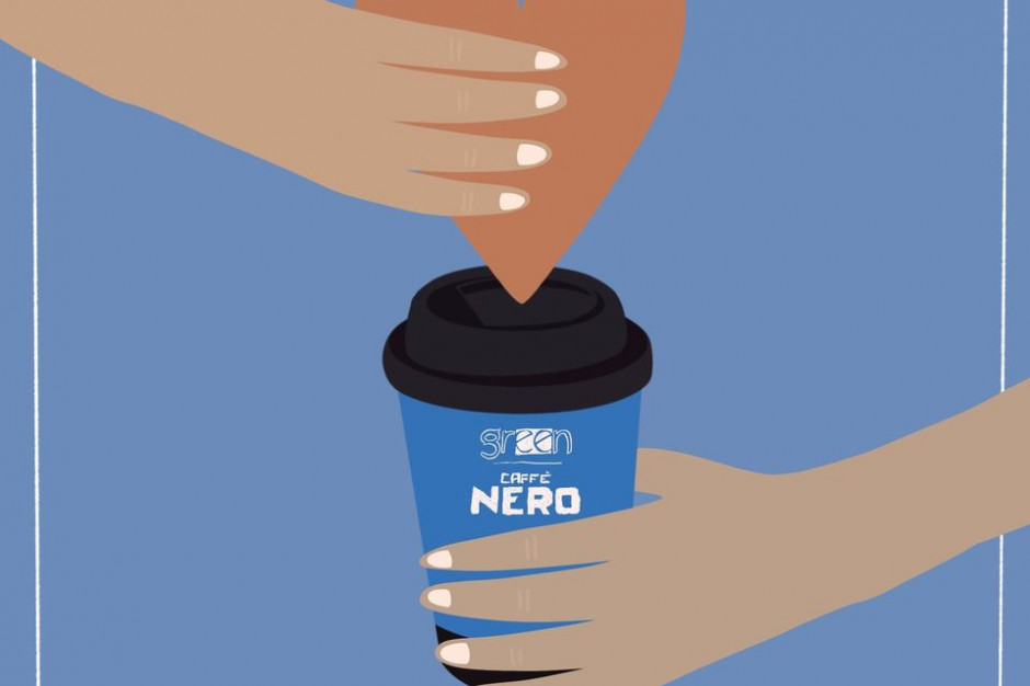 #KawaDlaMedyka – Green Caffè Nero zaprasza personel medyczny na kawę lub herbatę