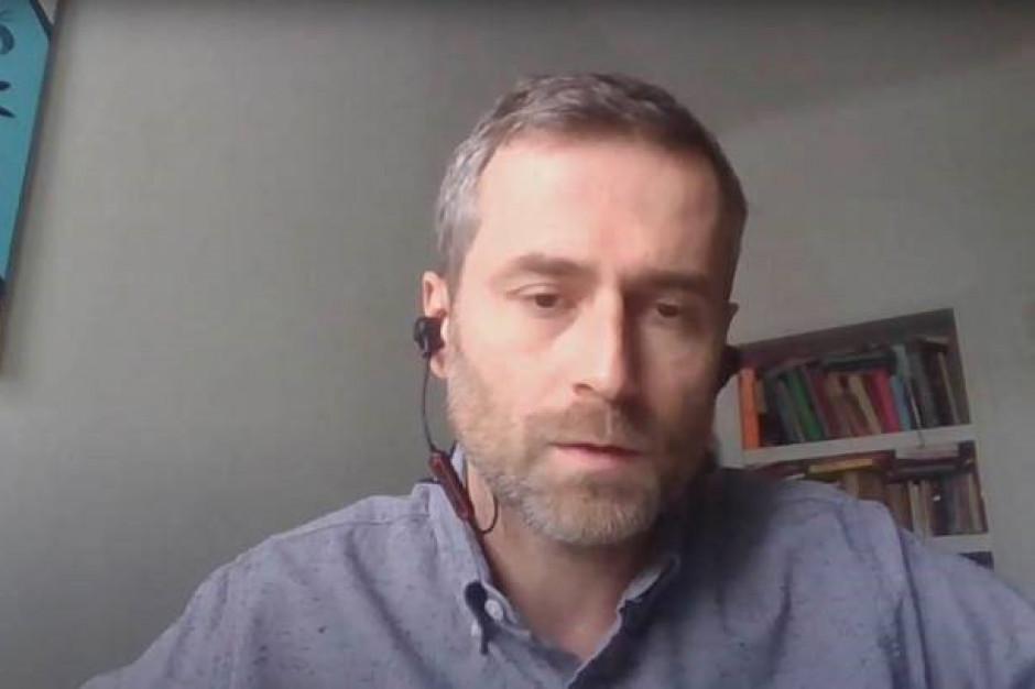 Tomasz Czudowski na Internetowym FRSiH: to jest potężny kryzys dla naszej branży