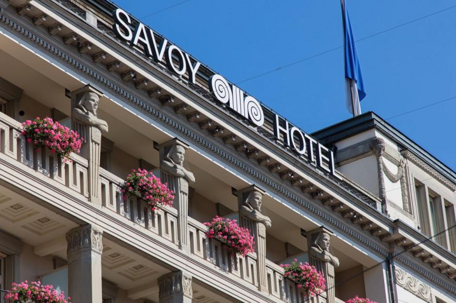 Słynny hotel Savoy w Zurychu przejęty. Będzie częścią luksusowej sieci Hong Kong Mandarin Oriental