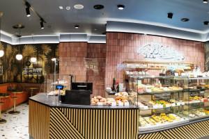 Nowy lokal cukierni A.Blikle w Sadyba Best Mall