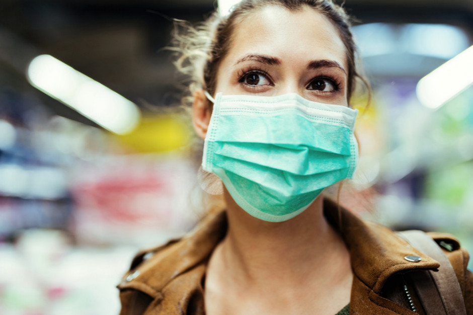 Symulacja: za rozsiewania wirusa odpowiadają głównie wybrane miejsca, np. restauracje