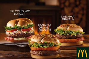 Burger Drwala ponownie w menu McDonald's