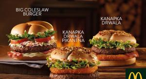 Burger Drwala ponownie w menu McDonald's