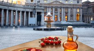 Boom rezerwacji stolików na świąteczne obiady w lokalach w Rzymie