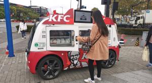 KFC wprowadza autonomiczne foodtrucki